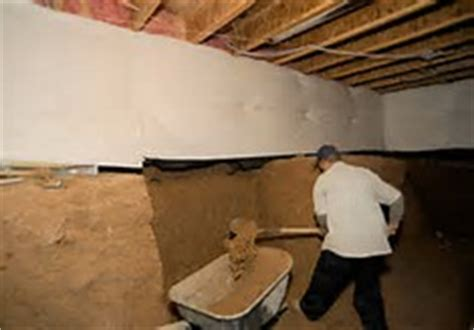 Unique Crawlspace To Basement #2 Crawl Space Into Basement