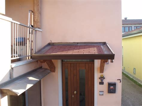 tettoie in legno per balconi tettoie per entrate e balconi civer coperture snc