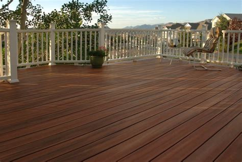 Trex Decking Home Depot by Capped Composite Decking Home Depot Home Design Ideas