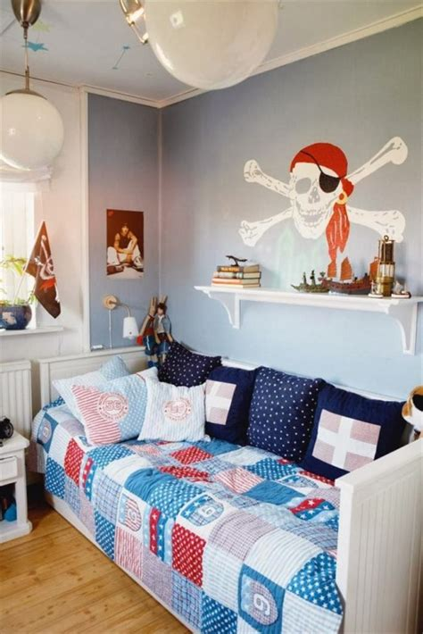 25 Cool Pirate Themed Kids Room Design Ideas Kidsomania