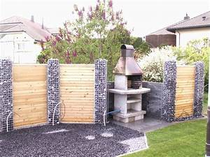 Terrasse Günstig Bauen : sichtschutz terrasse selber bauen ~ Lizthompson.info Haus und Dekorationen