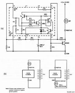 Index 40 - Led And Light Circuit - Circuit Diagram