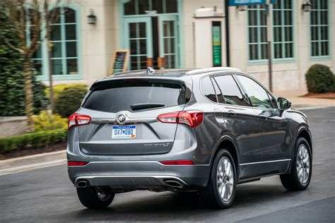 Buick 2019 : 2019 Buick Envision Gets Mid-cycle Refresh