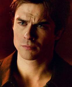 His sad face makes me so sad :( Damon Salvatore - The ...