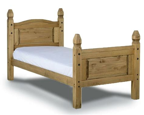 single futon frame mercers furniture 174 corona mexican pine 3ft single high