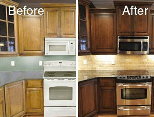 how to refinish wood cabinets n hance wood renewal and refinishing