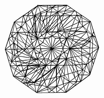 Mandala Coloring Pages Mandalas Abstract Adult Straight