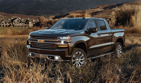 2019 Chevy Silverado Drops 450 Pounds For Its Debut In