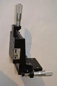Xz Axis Vertical Lift Platform Precision Displacement