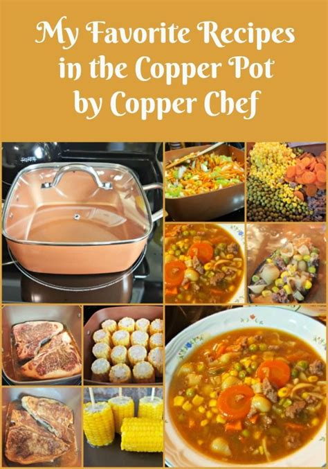 copper pot  copperchef simply sherryl induction