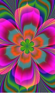 abstract backgrounds on Pinterest   Spoonflower, Fractals ...