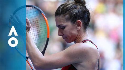 Simona Halep press conference (WF) | Australian Open 2018 - YouTube