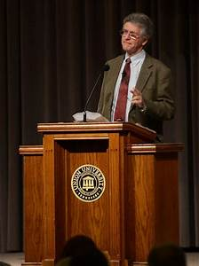 Carls-Schwerdfeger History Lecture: Philip Jenkins Photo ...