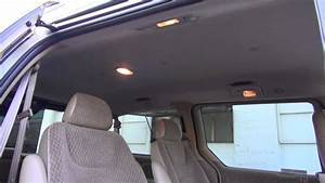 Dodge Caravan Headliner Replacement By Cooks Upholstery