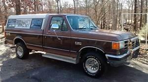 1991 Ford F150 4x4 Xlt Lariat 302 V8 Survivor In Excellent