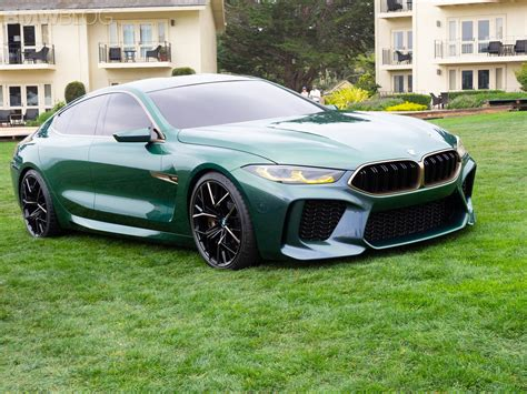 Bmw M8 Gran Coupe Concept Make Us Debut