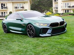 Bmw M8 2018 : pebble beach 2018 bmw m8 gran coupe concept make us debut ~ Melissatoandfro.com Idées de Décoration