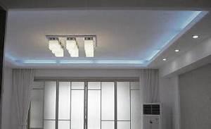 Indirekte Beleuchtung Abgehängte Decke : gl nzend halogenspots decke led indirekte beleuchtung f rs wohnzimmer lampen leuchten forum ef ~ Indierocktalk.com Haus und Dekorationen