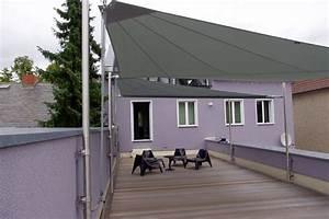 Sonnenschutz Für Den Balkon : sonnensegel balkon hohmann sonnenschutz ~ Michelbontemps.com Haus und Dekorationen