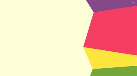 Pastel Shapes Wallpaper Vector Wallpapers 26659
