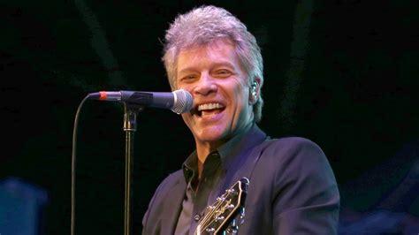 Putting Jon Bon Jovi The Spot During Wedding Made