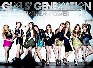 Girls' Generation (SNSD) – Discography & Lyrics – KJ-pop ...  Snsd