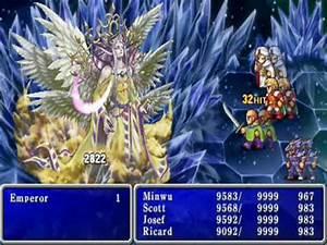 Final Fantasy II Anniversary Edition Emperor