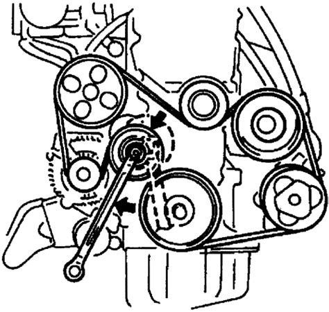 Suzuki 2 0 Engine Diagram by Repair Guides Engine Mechanical Components Accessory