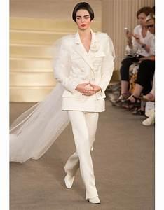 Robe Mariée 2016 : robe de mari e chanel haute couture automne hiver 2015 ~ Farleysfitness.com Idées de Décoration