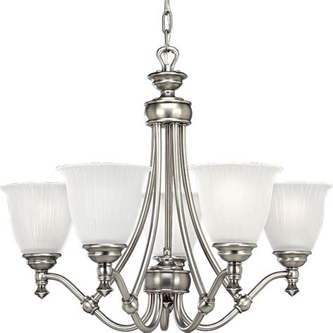 home depot chandelier progress lighting renovations 5 light antique nickel