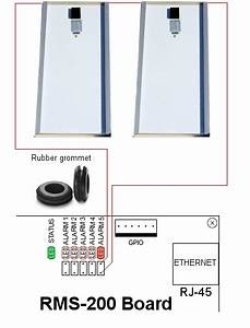 Wiring Diagram For Security Camera  47546