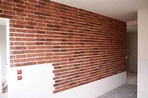 Rouge Brique Avec Quelle Couleur : carrelage brique ~ Melissatoandfro.com Idées de Décoration