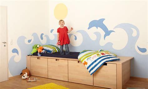 Wandgestaltung Für Kinderzimmer Streichen by Kinderzimmer Streichen Kinderzimmer