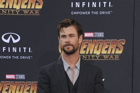 Chris Hemsworth 'happy' to continue playing Thor after ...