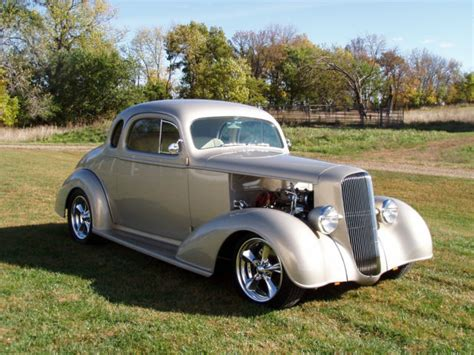 1936 Chevy Coupe Street Rod  Classic Chevrolet Other 1936