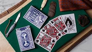 Hidden Leaves Playing Cards By Mahdi The Magician By Mahdi