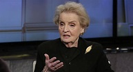 Madeleine Albright: World 'looking at us as if we've lost ...