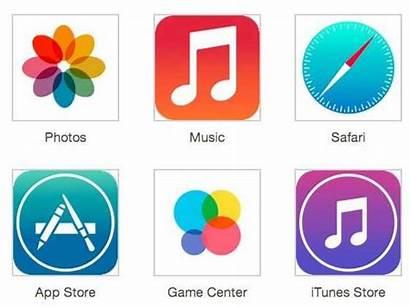 Ipad Icons App Iphone Icon Apple Printable