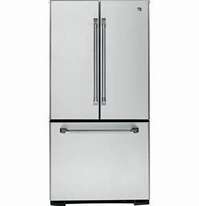 Ge Caf U00e9 U2122 Series 22 7 Cu  Ft  French