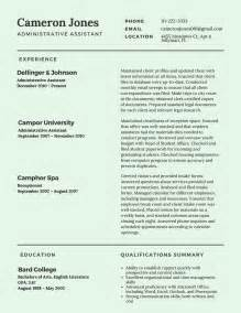 free modern resume templates docx resume 2017