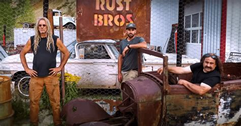 rust netflix restorers valley hall mike cast avery release season date shoaf docu plot trailer need know series connor meaww