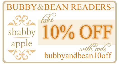 shabby apple discount code bubby and bean living creatively giveaway gt gt win a dress from shabby apple