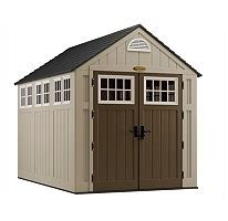 suncast 7 x 10 alpine shed outdoor storage shed garden