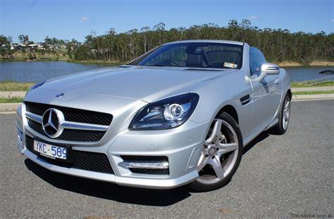 Mercedes BenzCar : Mercedes-benz Slk 200 Review
