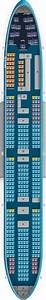 Klm Boeing 747 400 Seating Chart Klm 747 400 Seat Map Klm Pinterest Best Airplanes