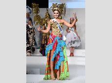 Miss International beauty pageant's Miss Venezuela is