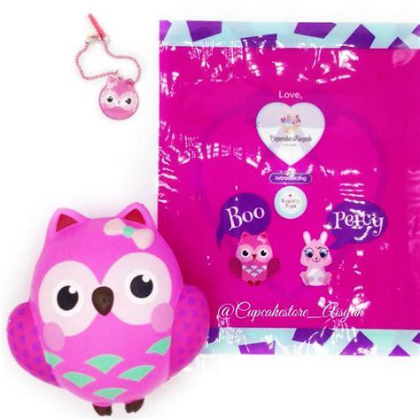 tessa jumbo boo the owl squishy kawaii squishy shop