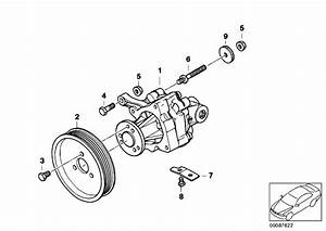 Original Parts For E31 840i M60 Coupe    Steering   Power