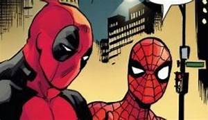 Spider-Man And Deadpool Mock 'Batman V Superman' In Their ...