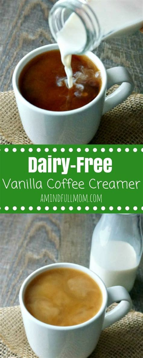 I switched myself over to drinking americanos with coffee cream (no sugar). Coconut Vanilla Coffee Creamer - Make KETO with sugar free maple syrup | Dairy free coffee ...